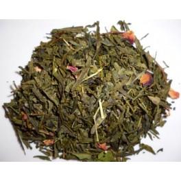 Thé vert Fleurs de Provence