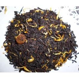 Thé noir Abricots-raisins