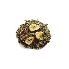 Thé vert douceur de printemps