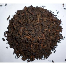 Thé rouge Pu Erh Vannille-cerise
